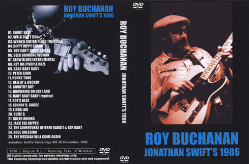 roy buchanan 1986 12 26 cambridge cover