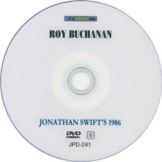 roy buchanan 1986 12 27 (actually 26) cambridge johanna label