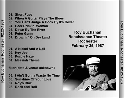 roy buchanan 1987 02 25 rochester tray