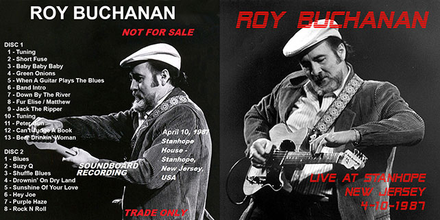 roy buchanan 1987 04 10 stanhope out