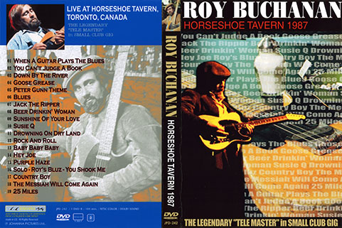 roy buchanan 1987 12 01 horseshoe tavern toronto out