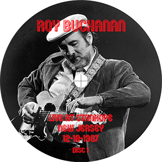 roy buchanan live at stanhope house label 1