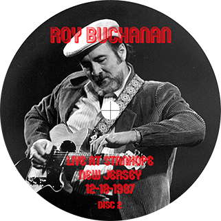 roy buchanan live at stanhope house label 2