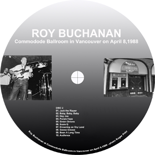 roy buchanan 1988 04 08 vancouver label 2