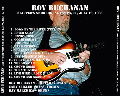 roy buchanan 1988 07 19 skippers's smokehouse tray