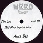 1313 mockinbird lane single alice dee_spider and the fly label 1