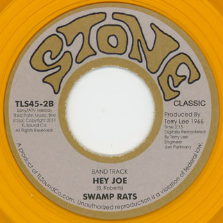 swamp rats single stone side hey joe