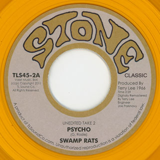 swamp rats single stone side psycho