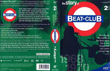 tim rose dvd the story of beat club cover
