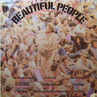 tim rose lp beautiful people front