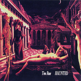 tim rose cd haunted front