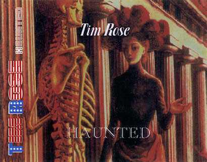 tim rose cd haunted trayin
