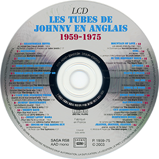 tim rose magazine jukebox johnny en anglais label