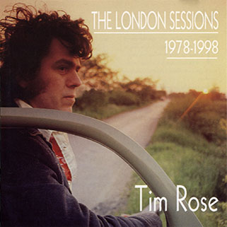 tim rose cd london sessions front