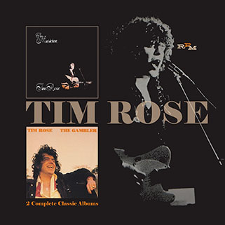 tim rose cd the musician the gambler front