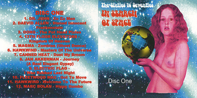 tim rose boxset in search of space cd 1 cover out