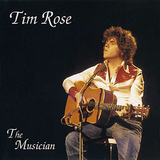 tim rose cd the musician front