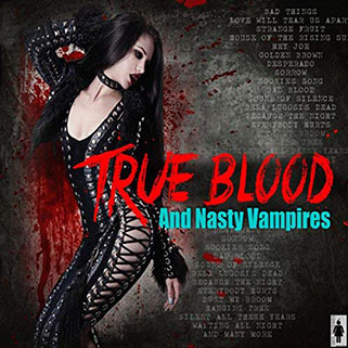 tim rose cd true blood and nasty vampires front
