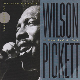 wilson pickett a man and a half front