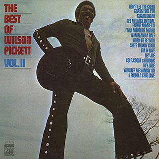 wilson pickett best of volume 2 germany front
