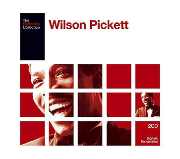 wilson pickett cd the definitive collection rhino red front