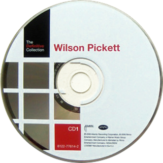 wilson pickett cd the definitive collection rhino red label 1