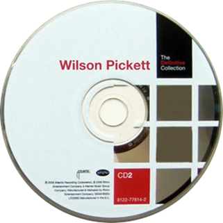 wilson pickett cd the definitive collection rhino red label 2