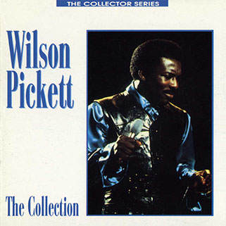 wilson pickett cd the collection castle front